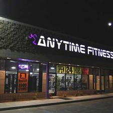 Anytime Fitness courtesy of ifranchisenet.com