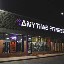 Anytime Fitness courtesy of ifranchisenet.com