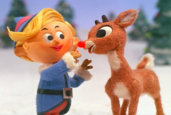 Rudolph Christmas Movie Characters.The Positive Psychology Of Christmas Stories