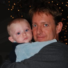 Daddy and Dylan