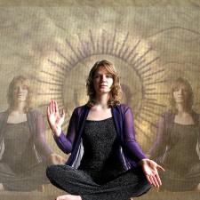 ~ meditation ~ by AlicePopkorn