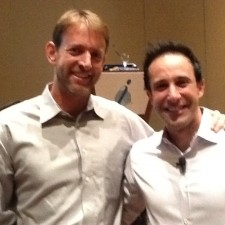 Me and Robert Richman of Zappos Insights