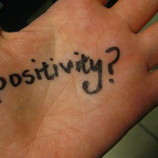 positivity by rocket ship
