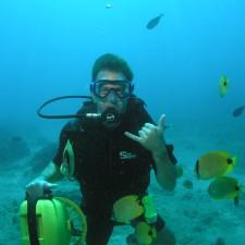 Underwater Aloha