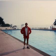 Lifeguard Jeremy