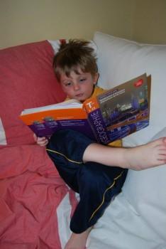 Dylan reading