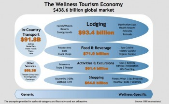 Wellness Tourism Economy